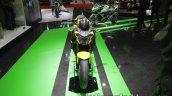 Kawasaki Z650 headlamp front at 2017 Tokyo Motor Show