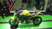 Kawasaki Z650 tank seat at 2017 Tokyo Motor Show