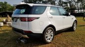 Land Rover Discovery rear angle
