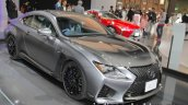 Lexus RC F 10th anniversary edition front three quarters right side at 2017 Tokyo Motor Show