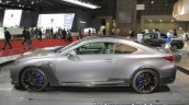 Lexus RC F 10th anniversary edition profile at 2017 Tokyo Motor Show