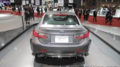 Lexus RC F 10th anniversary edition rear at 2017 Tokyo Motor Show