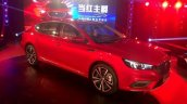 MG 6 right front three quarters