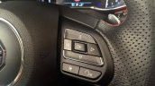 MG 6 steering mounted controls