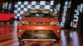 Mahindra KUV100 NXT Fiery Orange front