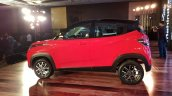 Mahindra KUV100 NXT Red & Black profile