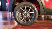 Mahindra KUV100 NXT alloy wheel