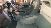 Mahindra KUV100 NXT front seats