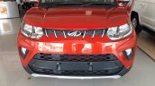 Mahindra KUV100 NXT nose section