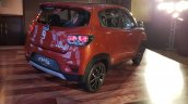 Mahindra KUV100 NXT rear three quarters right side