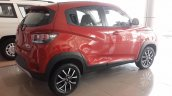 Mahindra KUV100 NXT rear three quarters