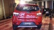 Mahindra KUV100 NXT rear