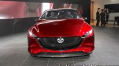 Mazda Kai Concept front at 2017 Tokyo Motor Show