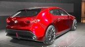 Mazda Kai Concept rear three quarters at 2017 Tokyo Motor Show