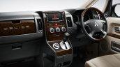 Mitsubishi Delica dashboard