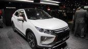 Mitsubishi Eclipse Cross front three quarters at 2017 Tokyo Motor Show