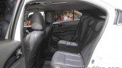 Mitsubishi Eclipse Cross rear seats at 2017 Tokyo Motor Show