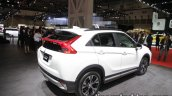 Mitsubishi Eclipse Cross rear three quarters right side at 2017 Tokyo Motor Show