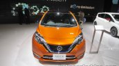 Nissan Note e-Power front at 2017 Tokyo Motor Show
