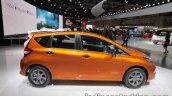 Nissan Note e-Power profile at 2017 Tokyo Motor Show