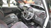 Nissan Serena Nismo dashboard at the Tokyo Motor Show
