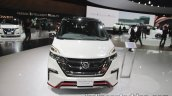 Nissan Serena Nismo front at the Tokyo Motor Show