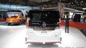 Nissan Serena Nismo rear at the Tokyo Motor Show