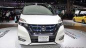Nissan Serena e-Power at 2017 Tokyo Motor Show front