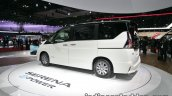 Nissan Serena e-Power at 2017 Tokyo Motor Show left side angle