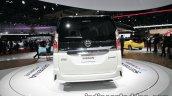Nissan Serena e-Power at 2017 Tokyo Motor Show rear
