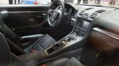 Porsche Cayman e-volution interior