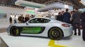 Porsche Cayman e-volution left side