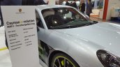 Porsche Cayman e-volution specifications