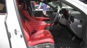 RHD 2018 Lexus LS front seats at 2017 Tokyo Motor Show