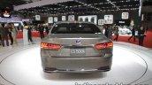 RHD 2018 Lexus LS rear at 2017 Tokyo Motor Show