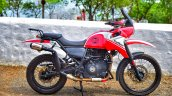 Royal Enfield Himalayan El Diablo right side
