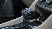 Skoda Kodiaq test drive review interior gear selector