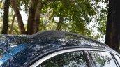 Skoda Kodiaq test drive review roof rail