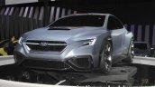 Subaru Viziv Performance Concept front three quarters at 2017 Tokyo Motor Show