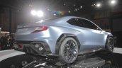 Subaru Viziv Performance Concept rear three quarters at 2017 Tokyo Motor Show