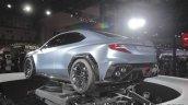 Subaru Viziv Performance Concept rear three quarters left side at 2017 Tokyo Motor Show
