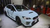 Subaru WRX STI S208 Limited Edition at the Tokyo Motor Show