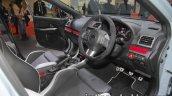 Subaru WRX STI S208 Limited Edition dashboard at the Tokyo Motor Show