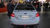 Subaru WRX STI S208 Limited Edition rear at the Tokyo Motor Show