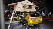Subaru XV Fun Adventure Concept 2017 Tokyo Motor Show rear three quarters