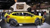 Subaru XV Fun Adventure Concept 2017 Tokyo Motor Show side view