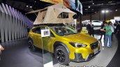 Subaru XV Fun Adventure Concept 2017 Tokyo Motor Show three quarters