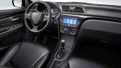 Suzuki Alivio Pro (Maruti Ciaz facelift) dashboard
