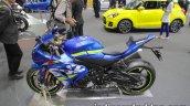 Suzuki GSX-R1000R wheel seat fairing at 2017 Tokyo Motor Show