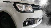 Suzuki Ignis Luxury and Suzuki Ignis Comfort front fascia